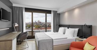 Holiday Inn Munich - City Centre - מינכן - חדר שינה