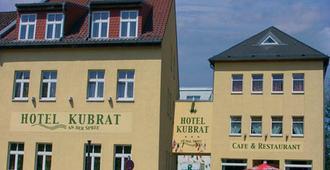 Hotel Kubrat an der Spree - Berlin - Byggnad