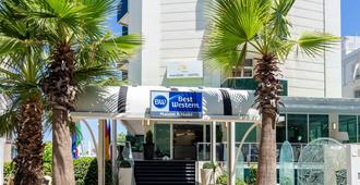 Best Western Maison B Hotel - Rimini - Rakennus
