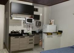Cumaru Flat Manaus 916 - Manaos - Cocina