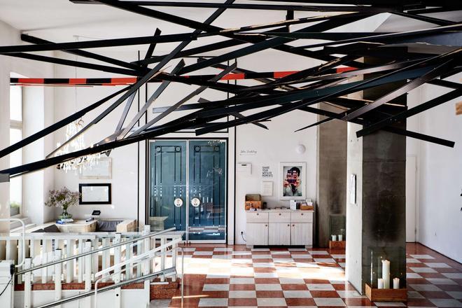 Grand Hotel Wiesler - Graz - Lobby