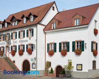 Ferienhaus Rheintalblick - Bad Bellingen - Building