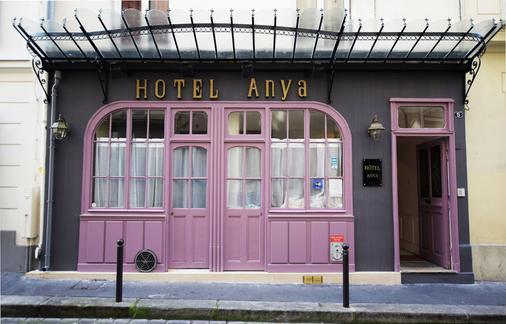 Anya Hotel - Paris - Building