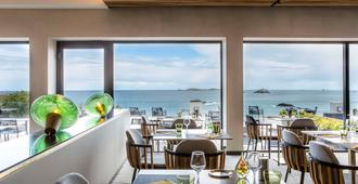 Novotel Thalassa Dinard - Dinard - Restaurante
