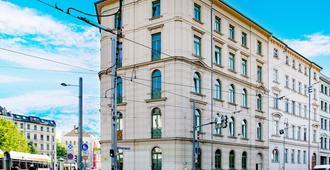 Apartments an der Arena Leipzig - Leipzig - Building