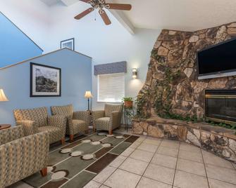 Days Inn by Wyndham Las Vegas - Las Vegas - Вітальня