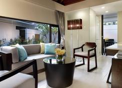 Amara Sanctuary Resort Sentosa - Singapore - Vardagsrum