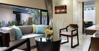 Amara Sanctuary Resort Sentosa - Singapore - Huiskamer