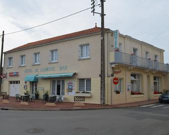 Hôtel De L'arrivée - Fouras - Building