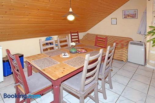 Gastehaus Hauser - Rust - Dining room