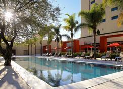 Aguascalientes Marriott Hotel - Aguascalientes - Basen