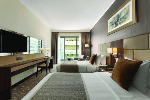 Hawthorn Suites by Wyndham Abu Dhabi City Center - Abu Dhabi - Bedroom