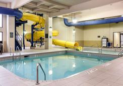 Quality Inn and Suites Conference Center and Water Park - Jamestown - Uima-allas