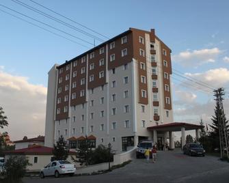 Sim-er Hotel - Kars - Building