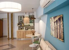 Dynasta Central Suites - Atenas - Cocina