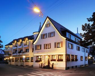 Hotel Hirsch - Fellbach - Gebouw