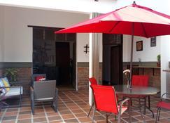 Tikay Cafe Hostel - Santiago de Cali - Edificio