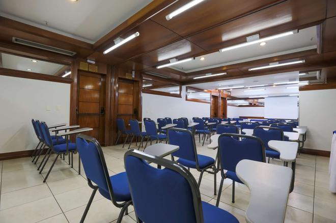 戈亞尼亞阿德雷斯金色鬱金香酒店 - 哥亞尼亞 - 戈亞尼亞 - 商務中心