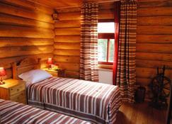 Solovki Hotel - Solovetsky - Bedroom