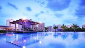 Sentosa Hotel Apartment Taoyuan Branch - Шэньчжэнь - Бассейн