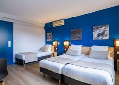 Comfort Hotel Clermont Saint-Jacques - Clermont-Ferrand - Schlafzimmer