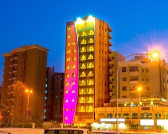 Relax Inn Hotel Apartment II - Salmiya - Building