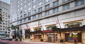 Washington Marriott at Metro Center - Washington - Building