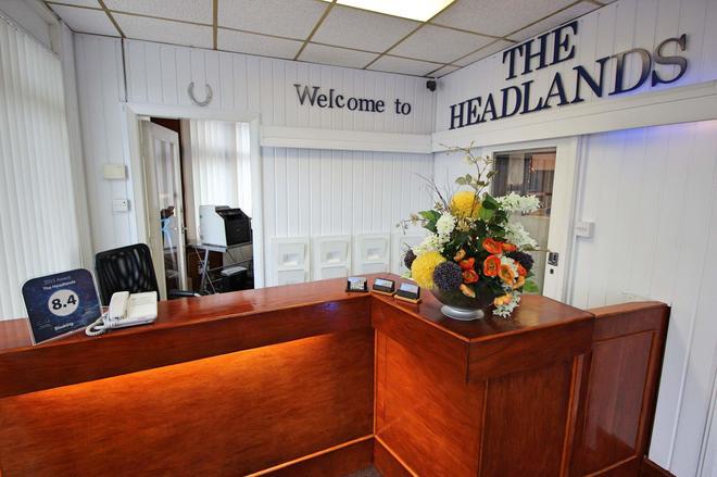 Headlands Hotel - Blackpool - Rezeption