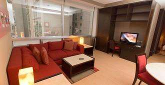 Hausuites Santa Fe - Mexico City - Living room