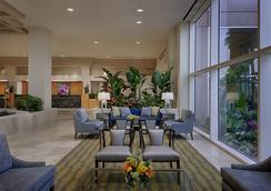 Moody Gardens Hotel Spa and Convention Center - Galveston - Hành lang
