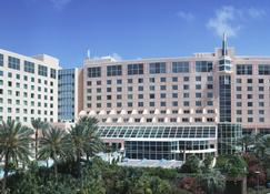 Moody Gardens Hotel Spa and Convention Center - Galveston - Building