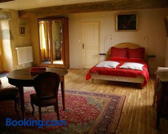 Chambre d'Hôtes de Pirieuc - Combourg - Bedroom
