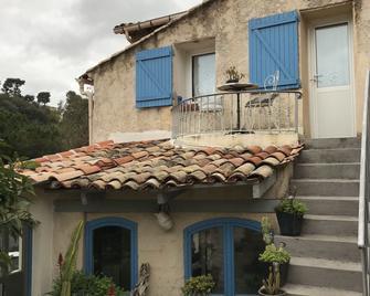 L'Oustalounet Chambres d'Hotes - Cagnes-sur-Mer - Byggnad