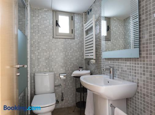 Aparthotel Bardon - Castelldefels - Bathroom