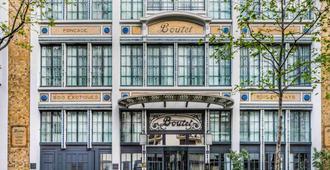 أوتال باريس باستي بوليه - إمغاليري باي سوفيتال - باريس - مبنى