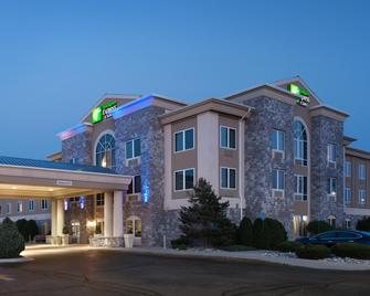 Holiday Inn Express Hotel & Suites Saginaw - Saginaw - Edificio