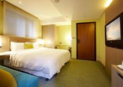 Beauty Hotels Taipei - Beautique Hotel - Taipei - Makuuhuone