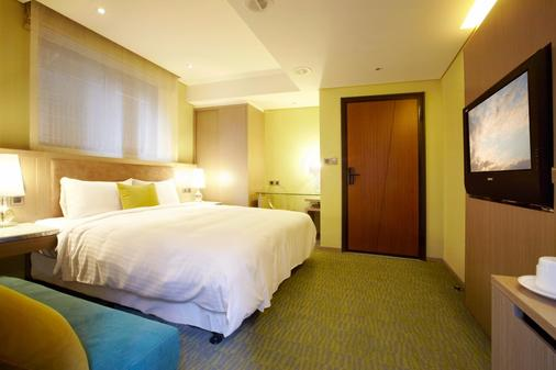 Beauty Hotels Taipei - Beautique Hotel - Taipei - Bedroom