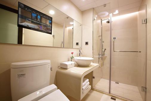 Beauty Hotels Taipei - Beautique Hotel - Taipei - Bathroom