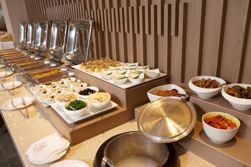Beauty Hotels Taipei - Beautique Hotel - Taipei - Buffet