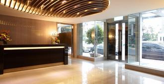 Beauty Hotels Taipei - Beautique Hotel - טאיפיי - דלפק קבלה