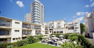 Bilderberg Parkhotel Rotterdam - Roterdã - Edifício