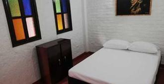 Hostal San Antonio Cali - Cali - Bedroom
