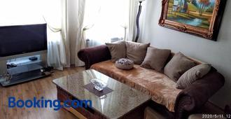 Kasablanka Apartments - Prague - Living room