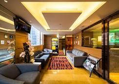 Eco Tree Hotel - Hong Kong - Lounge