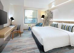 โรงแรมแชม แชม-ไทเป - ไทเป - ห้องนอน