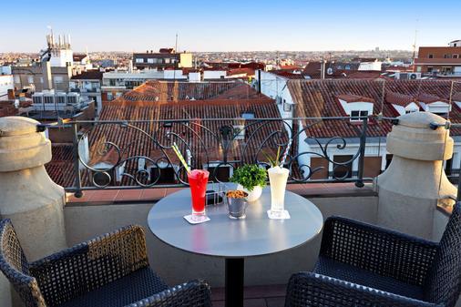 Catalonia Atocha - Madrid - Balcony