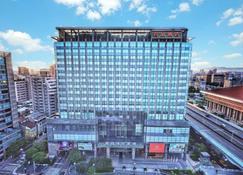Palais de Chine Hotel - Taipei - Building