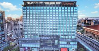 Palais de Chine Hotel - Taipé - Edifício