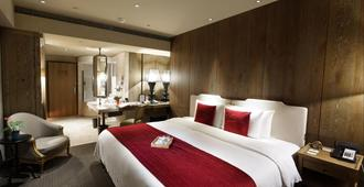 Palais de Chine Hotel - טאיפיי - חדר שינה